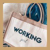 Le format idéal pour les working girls ! 💪🖤 #workinggirl #cabas